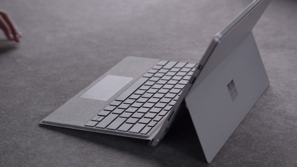 microsoft drops a signature version of the surface pro 4 type