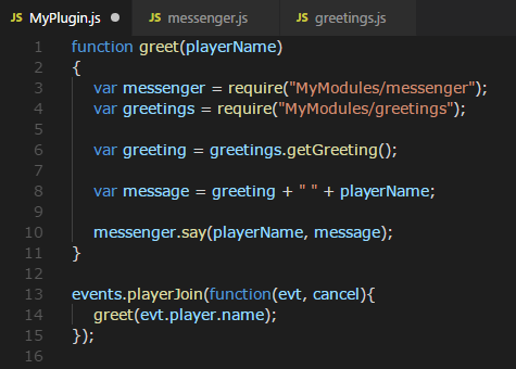MyPluginCode